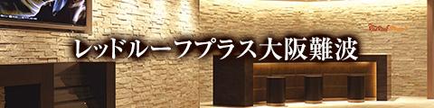 レッドルーフプラス大阪難波